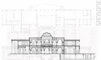 SANSONE DESIGN by dominique sansone_Demeure omanaise_Mascate_Oman_Plans et élévations